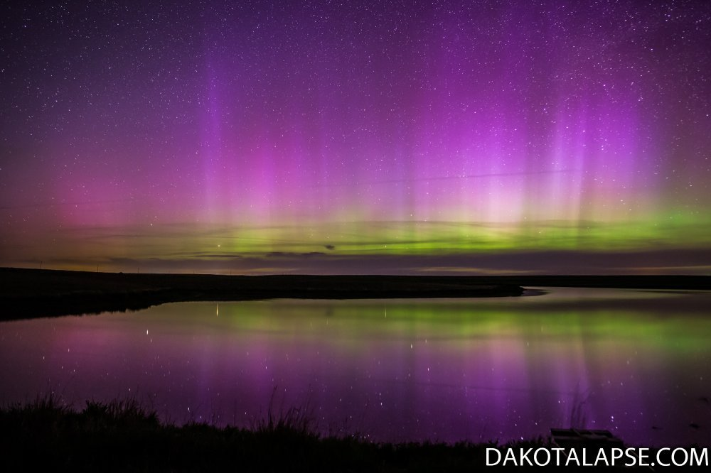 South Dakota June Aurora 2