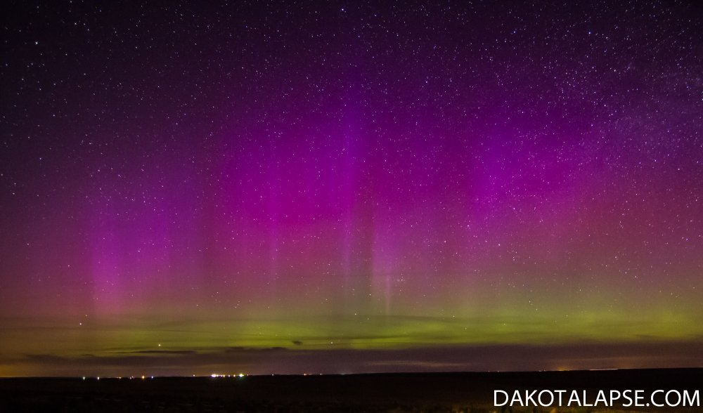 South Dakota June Aurora 3