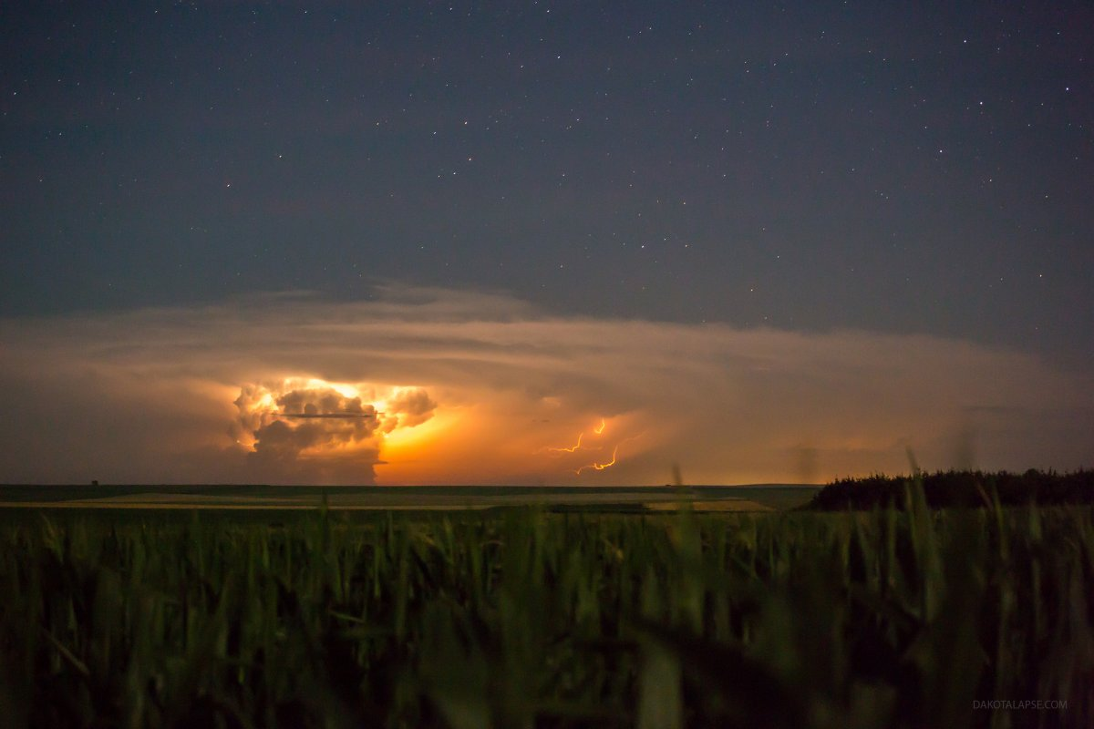 South Dakota Supercell