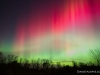 Aurora over Wisconsin