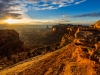 Canyonlands Utah Sunset