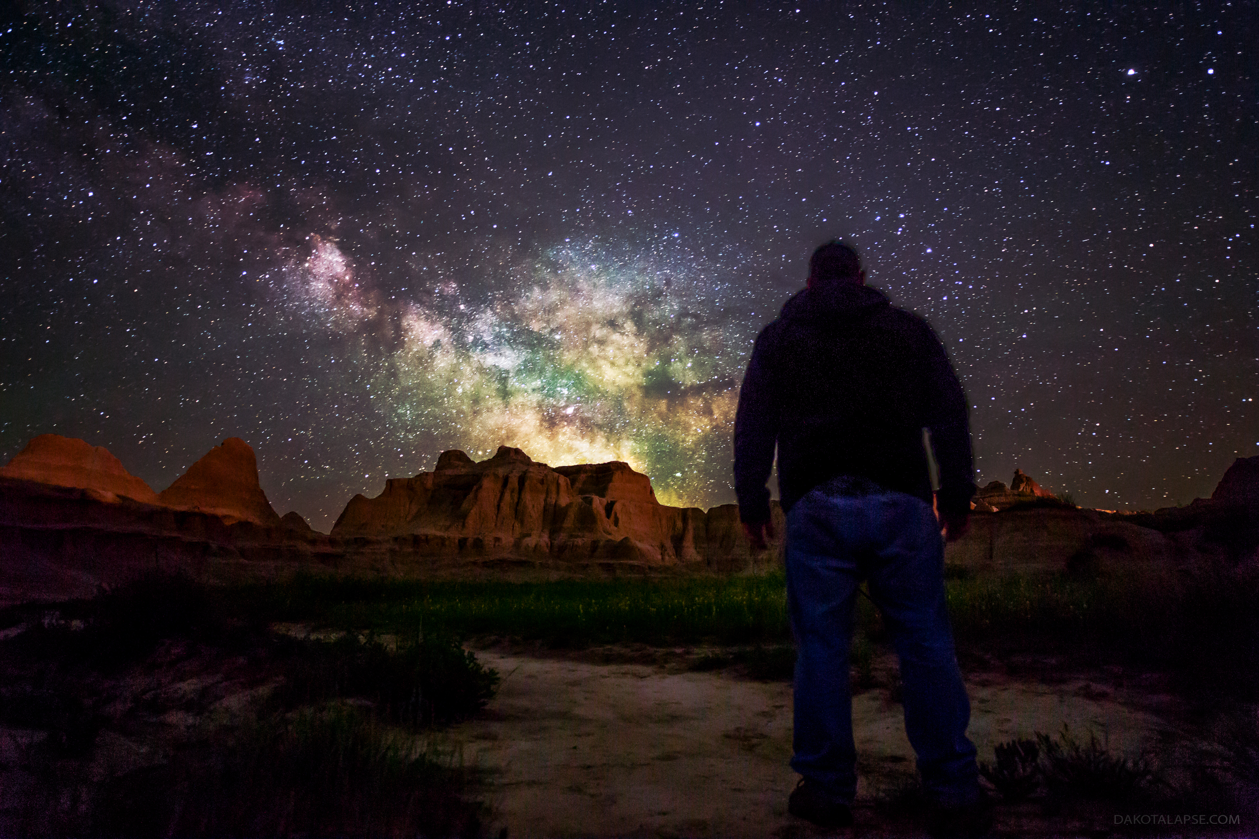 2015 Badlands Night Sky Workshops